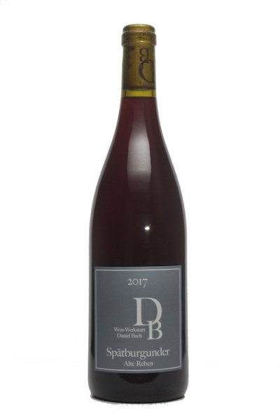 Wein- Werkstatt Daniel Bach Spätburgunder Alte Reben 2017