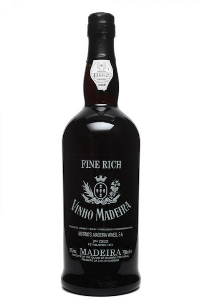 Justino´s Madeira Fine Rich