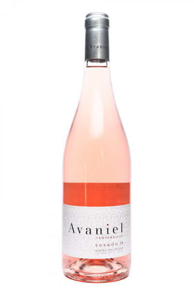 Monteabellon Avaniel Tempranillo rosado