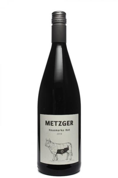 Metzger Hausmarke rot Liter