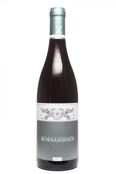 Weingut Andres Spätburgunder vom Buntsandstein