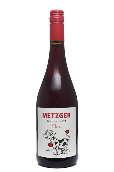 Metzger Traubensaft rot