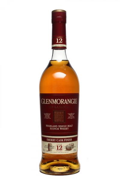 Glenmorangie Lasanta Sherry casks 12 Jahre Highland Single Malt