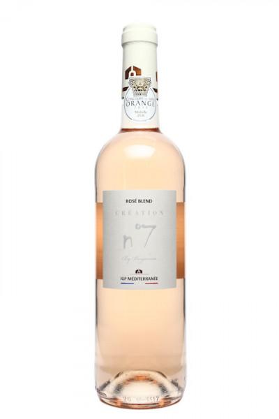 Benjamin Meï Création N° 7 Rosé Blend