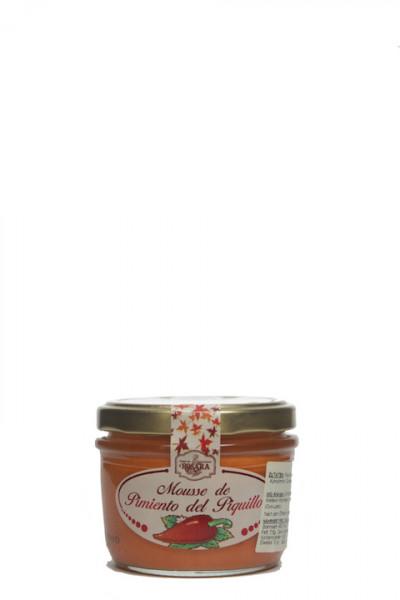 Conservas Rosara Mousse Pimiento del Piquillo Paprikamousse