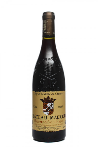 Chateau Maucoil Chateauneuf-du-Pape rouge