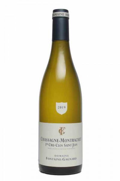 "Fontaine Gagnard Chassagne-Montrachet ""Clos St Jean"" 2019"