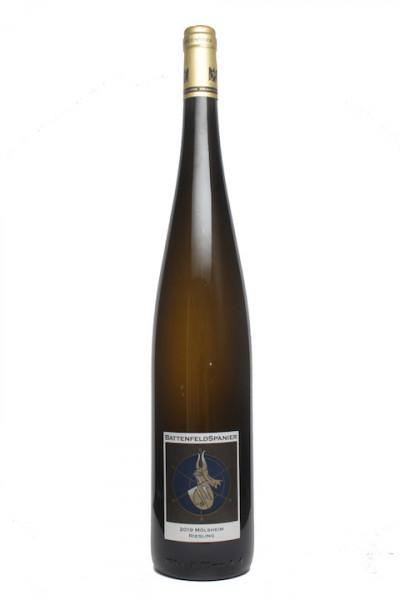 Battenfeld-Spanier Mölsheim Riesling trocken 2019 MAGNUM