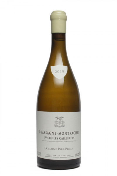 Domaine Paul Pillot Chassagne Montrachet Caillerets 1er Cru 2019