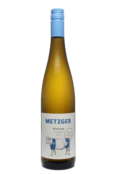 Metzger Riesling Well Done