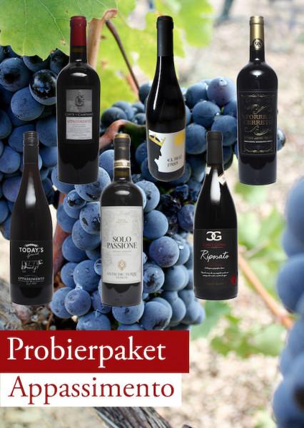 Appassimento Probierpaket 12 Flaschen