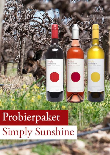 Simply Sunshine Probierpaket