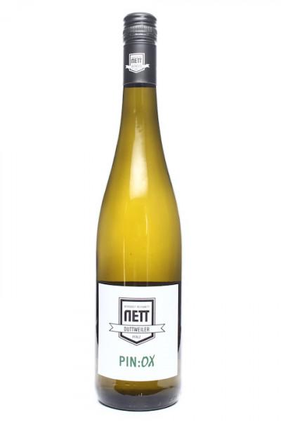 Nett Pin:OX Weißwein Cuvée