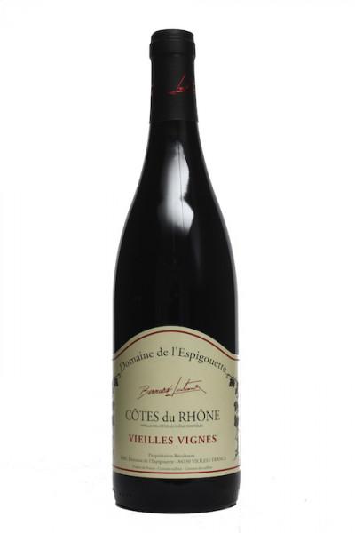 Domaine de l'Espigouette Cotes du Rhone Vieilles Vignes rouge