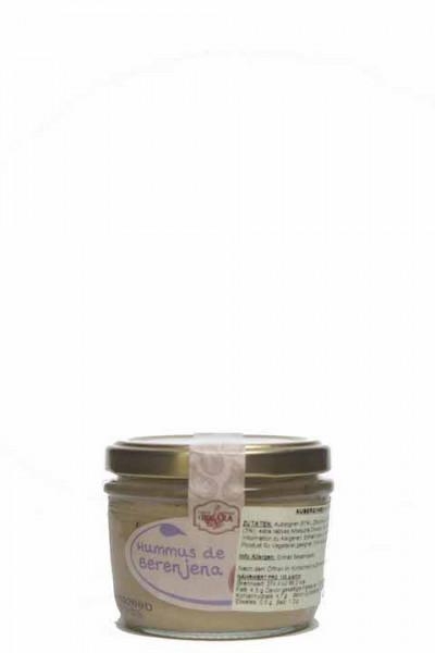 Conservas Rosara Hummus de Berenjena Auberginen Hummus