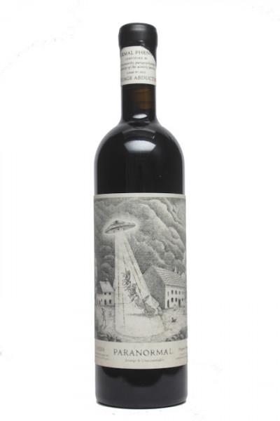 Paranormal Tinto Rioja Orgánico