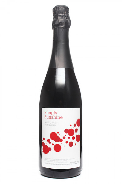 Calitin Simply Sunshine Sparkling Shiraz