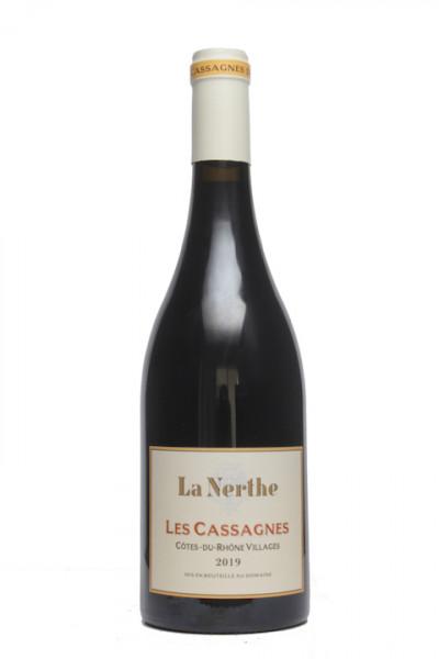 Château La Nerthe Les Cassagnes Côtes-du-Rhone-Villages 2019