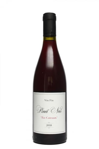 Pinot Noir En Coteaux by Jeff Carrel