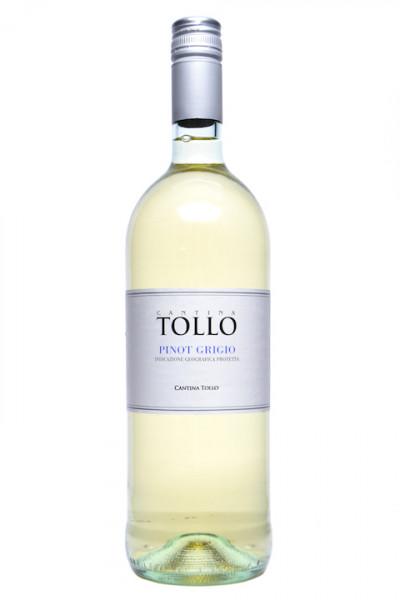 Cantina Tollo Pinot Grigio Liter