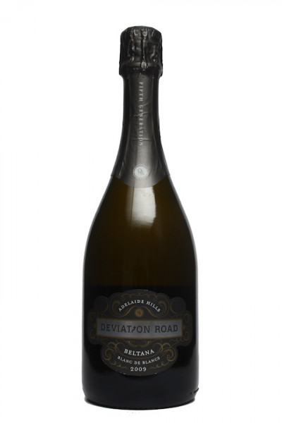 Deviation Road Beltana Blanc de Blancs Méthode Traditionelle 2009