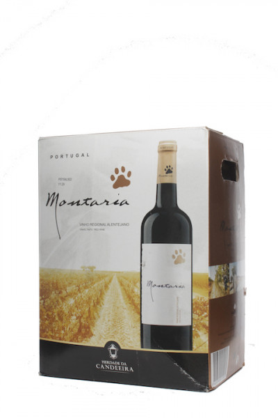 Montaria tinto Bag in Box 5.00 Liter
