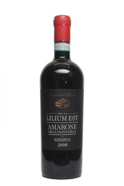 Sant Antonio Amarone Riserva Lilium Est