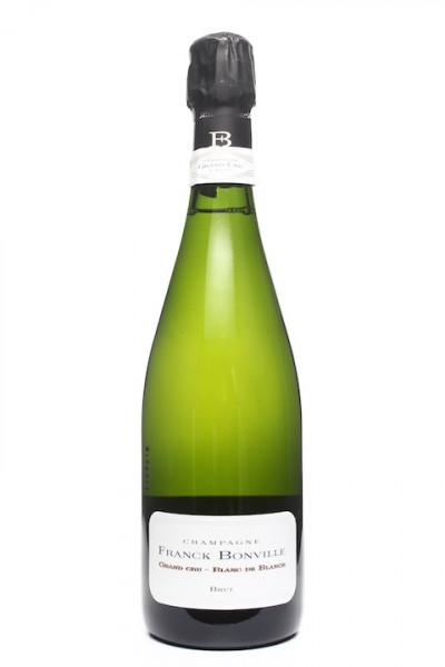 Franck Bonville Champagner Grand Cru Blanc de Blancs brut