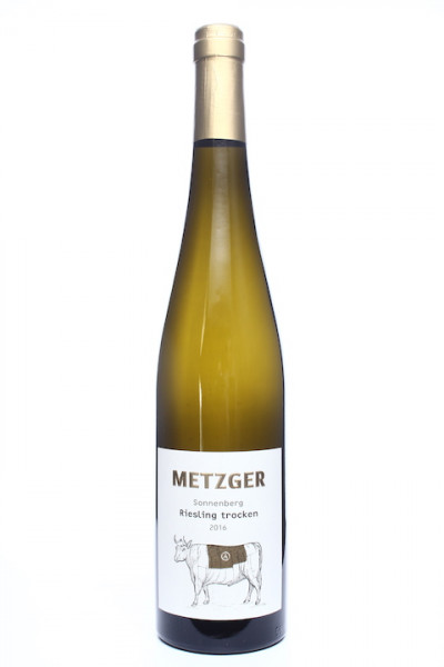 Metzger Sonnenberg Riesling trocken -A-