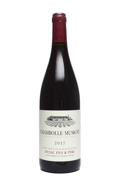 F & P Dujac Chambolle Musigny 2017