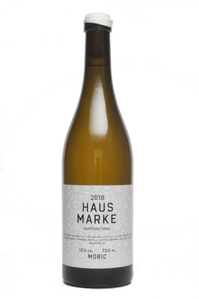 Moric Hausmarke Supernatural Grüner Veltliner Chardonnay