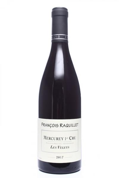 Domaine François Raquillet Mercurey rouge 1er Cru Les Veleys 2017