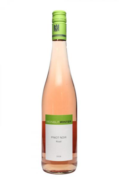 Winter Pinot Noir rosé