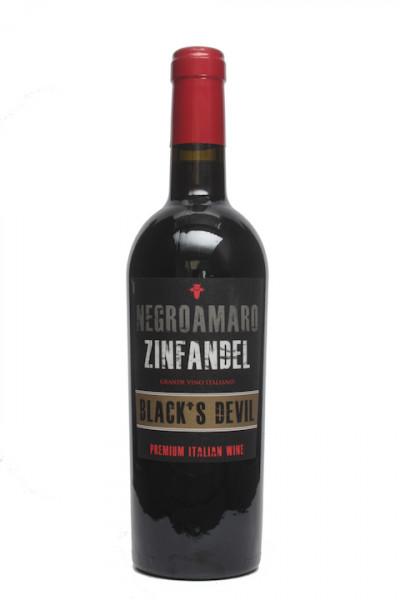Black Devil Zinfandel Negroamaro