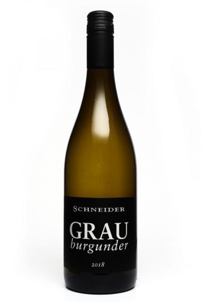 Markus Schneider Grauburgunder