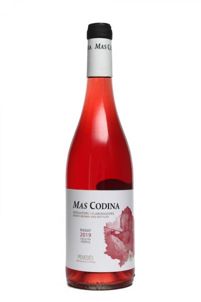 Garriga Mitjans Mas Codina rosado