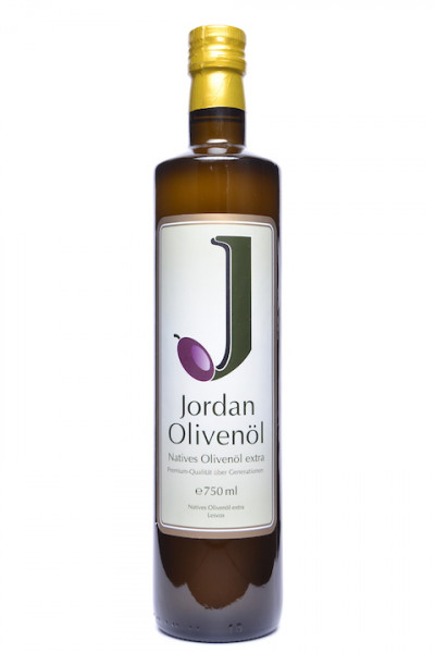 Jordan Natives Olivenöl extra vergine