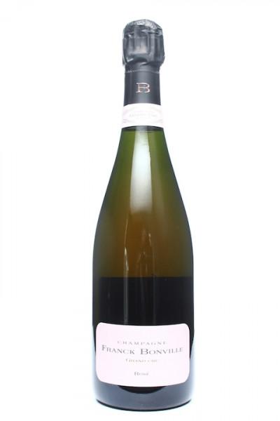 Franck Bonville Champagner Grand Cru Rosé brut