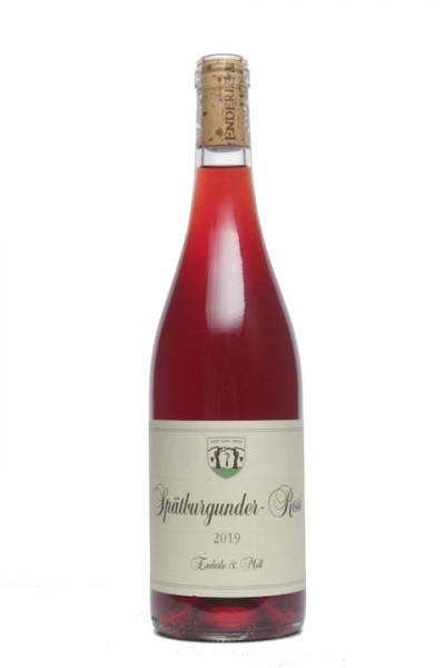 Enderle & Moll Spätburgunder rosé 2019