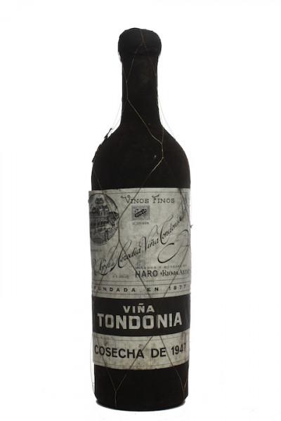 Tondonia Gran Reserva 1947