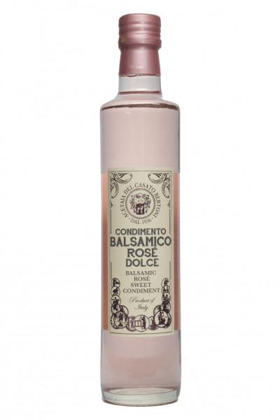 Condimento Balsamico ROSE dolce 0,50 Liter