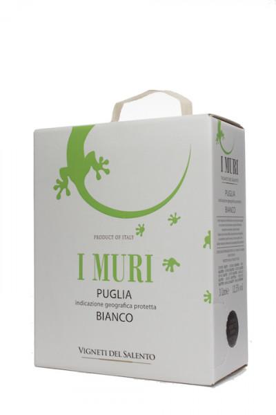 I Muri Bianco Bag in Box 3 Liter