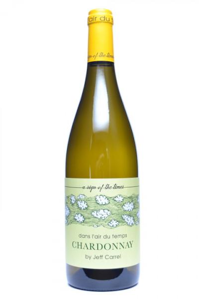 dans l´air du temps Chardonnay by Jeff Carrel