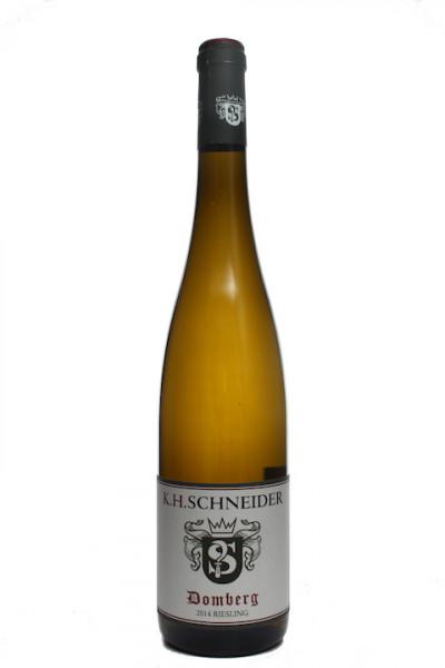 Karl-Heinz Schneider Sobernheimer Domberg Riesling
