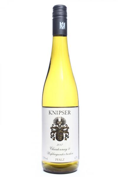 Knipser Chardonnay Weissburgunder