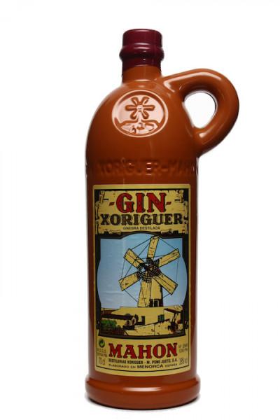 Gin Xoriguer Mahon