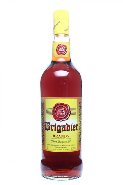 Brigadier Brandy 1,00 Liter