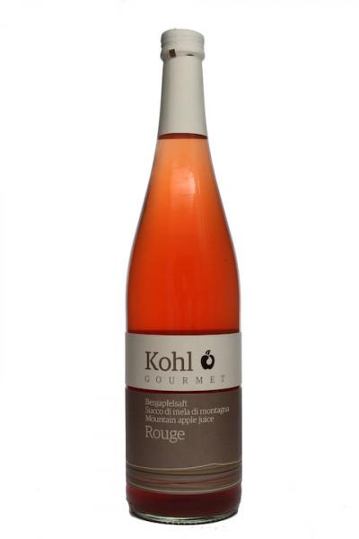 Kohl Bergapfelsaft Rouge