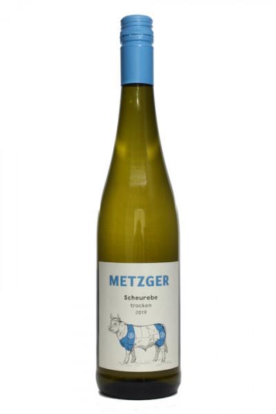 Metzger Scheurebe trocken -B-