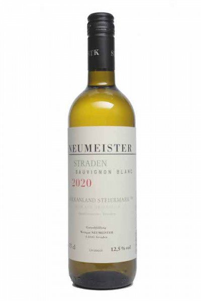 Neumeister Sauvignon Blanc STRADEN 2020 BIO